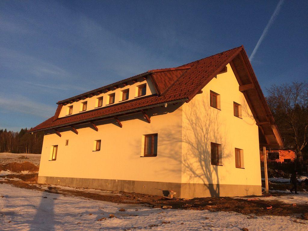 Rodinný dům Albrechtice (více foto)
